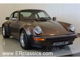 classic convertible porsche classic porsche 930 turbo for sale on classiccars com