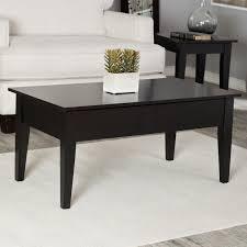 coffee table wonderful wood and metal coffee table modern white