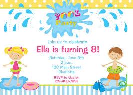 kids party invitations marialonghi com