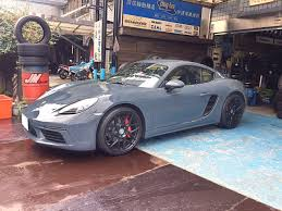 porsche bbs wheels porsche 718 cayman with ff01 in tarmac hre performance wheels