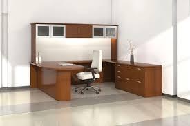bureau massif moderne bureau pour open space en bois massif contemporain