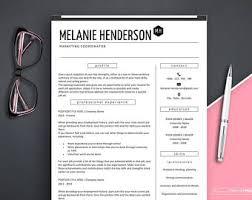 marketing resume etsy