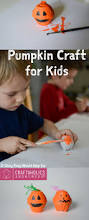 halloween pumpkin craft kids u0027 easy pumpkin craft activities craft and egg cartons