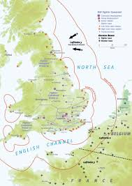 Calais France Map by Battle Of Britain Map An Overview U2013 Military History Monthly