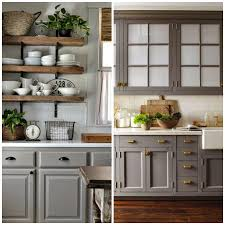 gray and white cabinets in kitchen 6 gray shades for a kitchen that are surprising big chill
