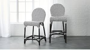 Classic Bistro Chair Shop Germain Bar Stools An Edged Up Version Of The Classic