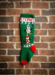 personalized christmas stockings personalized stockings knit