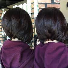 pictures of stacked haircuts back and front best 25 medium stacked bobs ideas on pinterest medium stacked