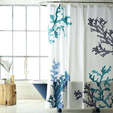 Teal Colored Shower Curtains Teal Colored Shower Curtains Teal Fabric Shower Curtain Liner