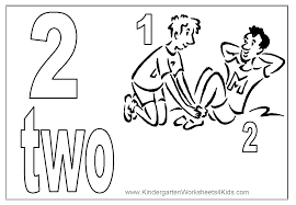 free coloring pages number 2 number 2 coloring page getcoloringpages com