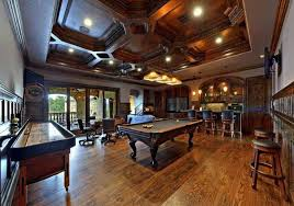 traditional game room with pool table by eric u0026 janelle boyenga 1