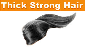 how to make hair strong start regrowing thick strong hair overnight with just 3