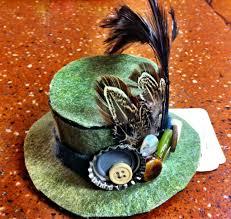 felt top hats and a busy mockingbird