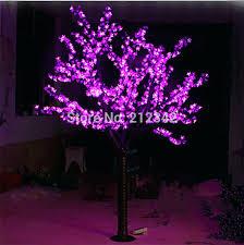 artificial led bonsai cherry blossom tree light lighting bay