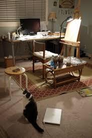Studio Trends Desk by Roy Lichtenstein Roy Lichtenstein Creative And Seus