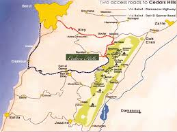 Lebanon Hills Map Memo Group Cedars Hills