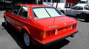 1985 maserati biturbo 1985 maserati bi turbo coupe youngtimer classic italian sports