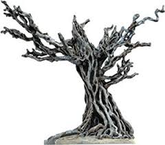 lord of the rings collectors models the white tree of gondor 136