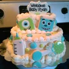inc baby shower manificent design monsters inc baby shower cake