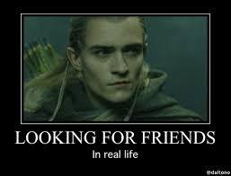 No Friends Meme - hello friends where are you steemit