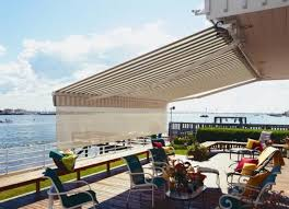 Deck Awnings Retractable Retractable Awning For Deck Schwep