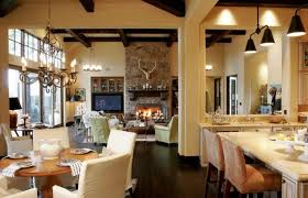 Open Floor Plans For Ranch Homes by Flooring Open Floor Plan House Plans One Story With Loft Rancher