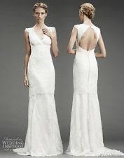 Silk Wedding Dresses Nicole Miller 100 Silk Wedding Dresses Ebay