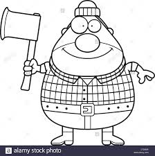 cartoon lumberjack axe stock photos u0026 cartoon lumberjack axe stock