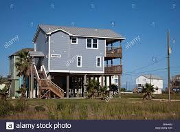 beach house on stilts stock photos u0026 beach house on stilts stock