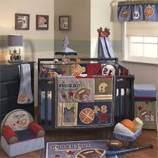 Sports Theme Crib Bedding Baby Nursery Sports Crib Bedding Pieces Wayfair With Baby