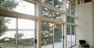 Sliding Door Awning Milgard Aluminum Double Bottom Awning Picture Window Above 2 3