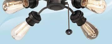 crystal chandelier light kit for ceiling fan ceiling fan light kits