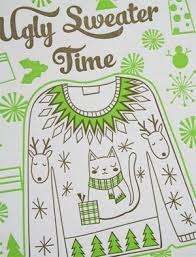 Xmas Designs For Cards 381 Best Ugly Christmas Sweater Party Images On Pinterest