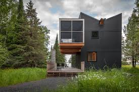 Home Studio Design Associates Review by Weekend House On Lake Superior Architect Magazine Single