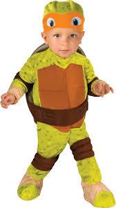ninja halloween costumes for toddlers teenage mutant ninja turtle michelangelo toddler costume