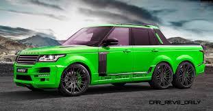digital renderings startech range rover 6x6 long box pickup