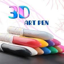 12 pcs 3d nails art pen new paint drawing pen 12 mix colors