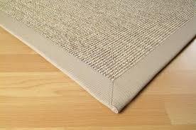 teppich sisal sisal teppich mara a2 pur champagner meliert 170 x 230 cm