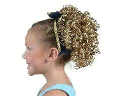 barrel curl hairpieces cheerleader hairpieces posh pony human hair ponytails all star
