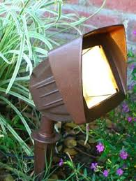 amazon com led low voltage landscape lighting flood light