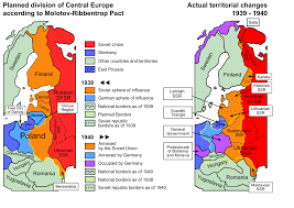 Map Of Poland And Germany by Invasion Of Poland