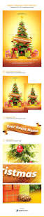 merry christmas flyer template bornx graphicriver