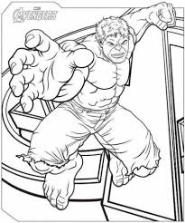 kids n fun 18 coloring pages of avengers within printable avengers