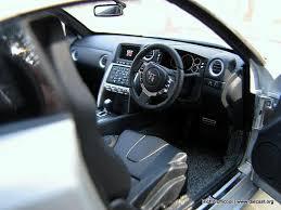Nissan Skyline Interior Nissan Skyline Gt R R35 Diecast Model Legacy Motors