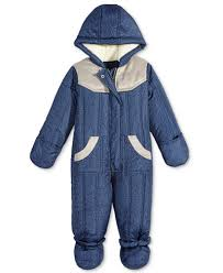 3doodler 2 0 first impressions first impressions printed colorblocked footed snowsuit baby boys