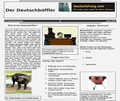 german reading comprehension short german texts