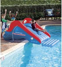 Best Backyard Water Slides Swimming Pool Toys Pool Floats U0026 Games Hearthsong
