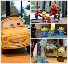 exclusive pixar studios tour see what the general public can u0027t