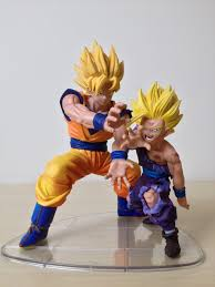 figure dragon ball son goku ssj dramatic showcase 1st