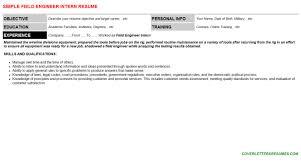 Sample Resume For Engineering Internship by Devops Engineer Intern Resumes U0026 Cover Letters